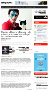 Article Technikart