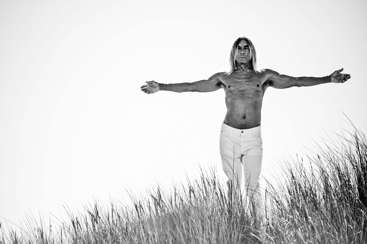 Iggy Pop Jesus